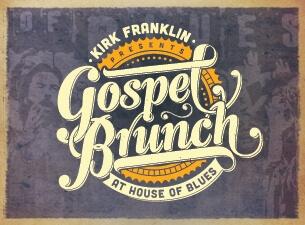 Kirk Franklin Gospel Brunch