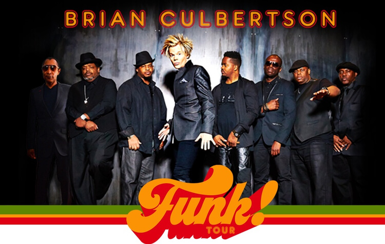Brian Culbertson Funk Tour