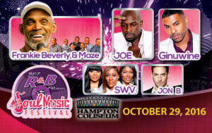 Hampton Roads Soul Music Festival 2016