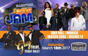 Hampton Spring Jam Music Festival 2017
