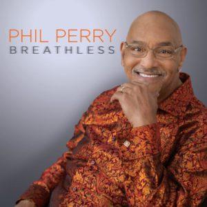Phil Perry New Album Breathless