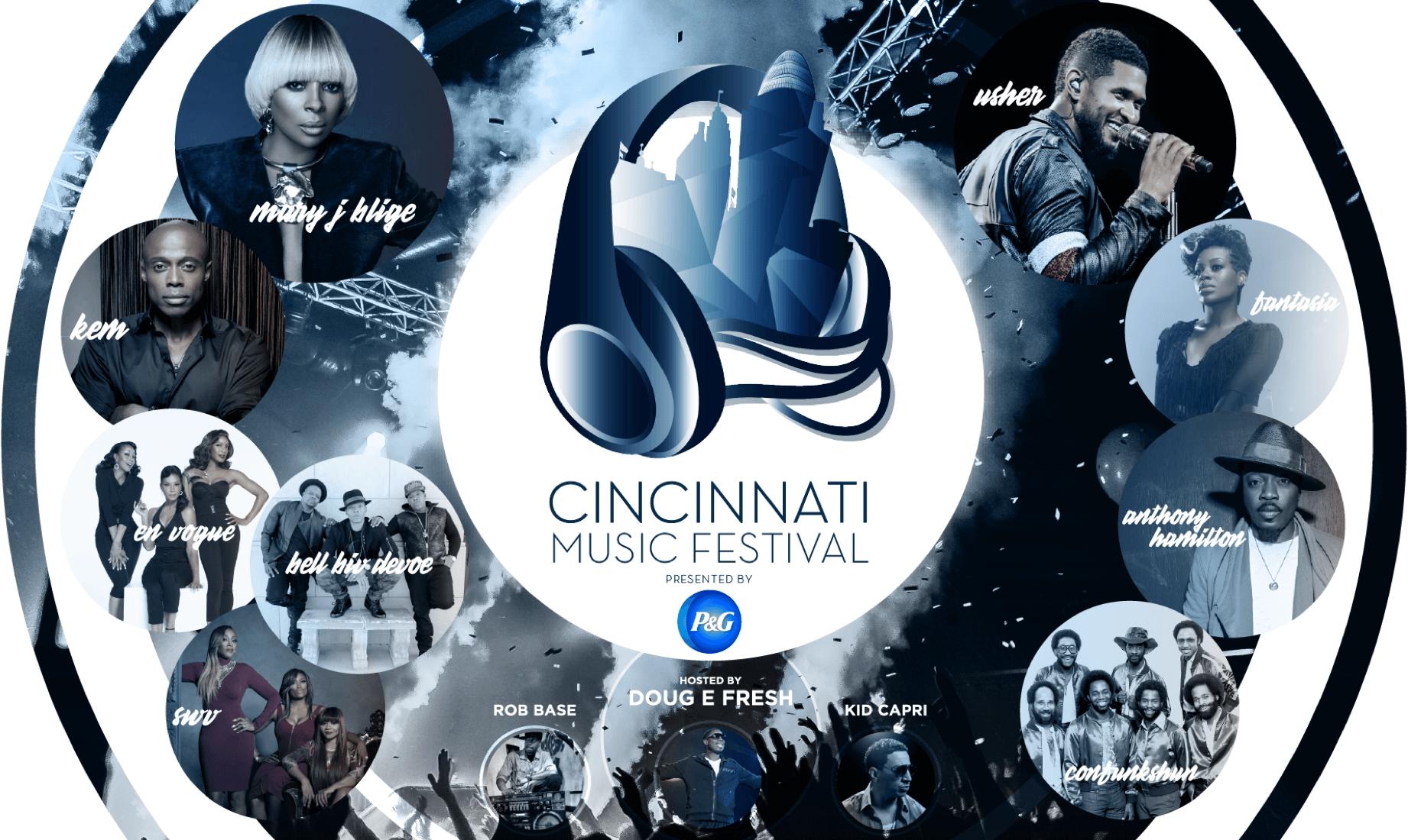 Cincinnati Music Festival 2017