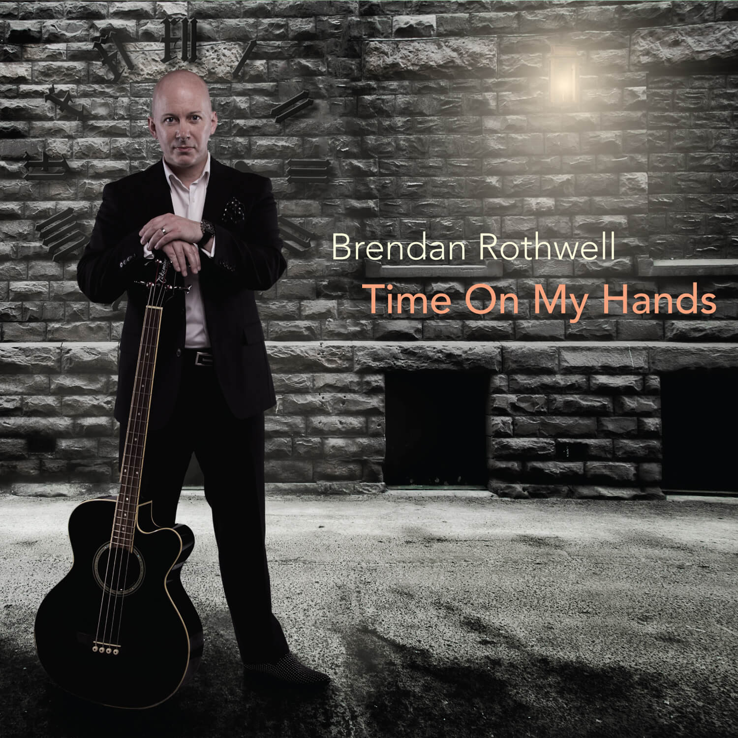 Brendan Rothwell New Album Time On My Hands