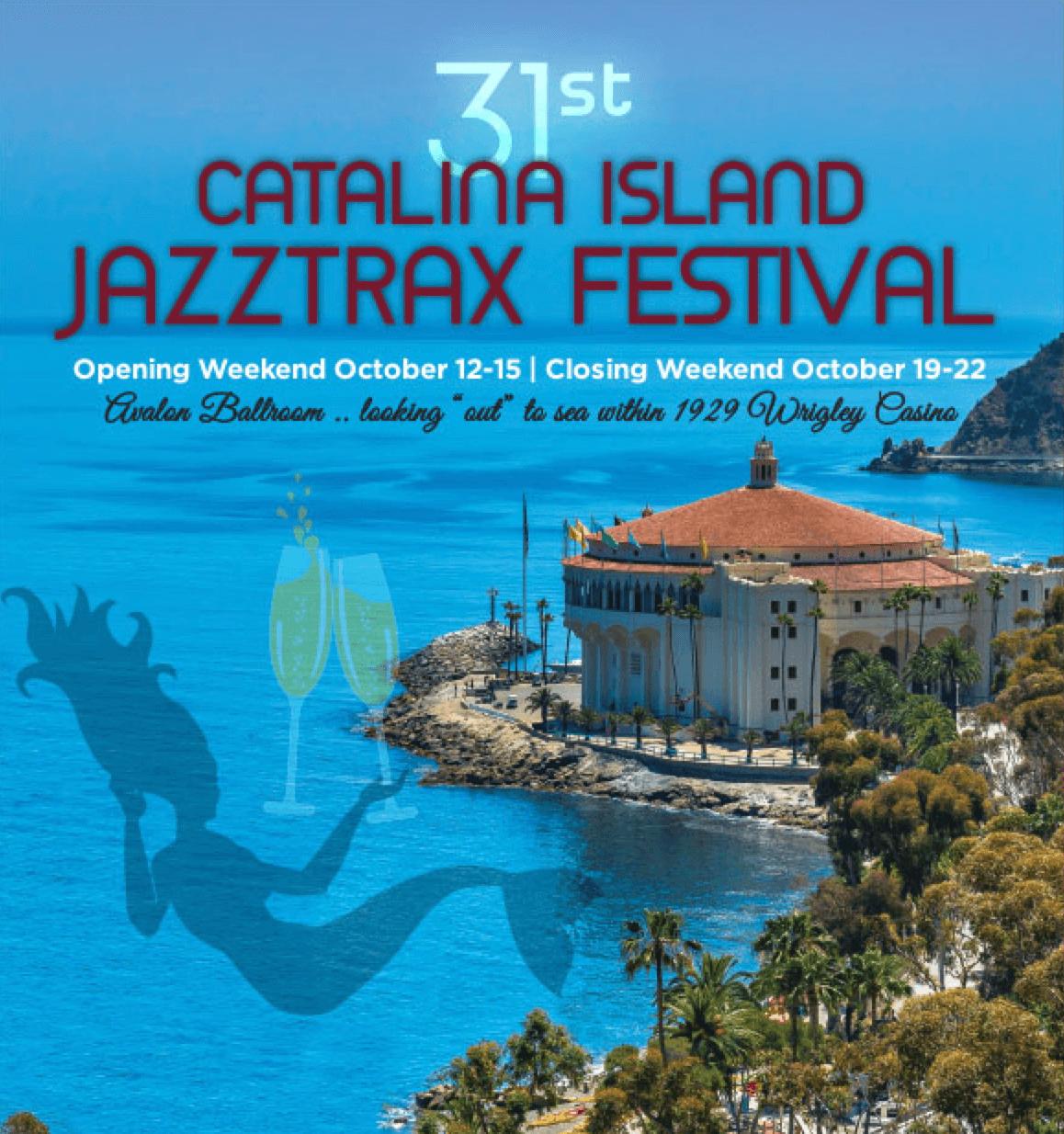 Catalina Island JazzTrax Festival 2017