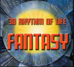 3D Rhythm of Live Fantasy Cover
