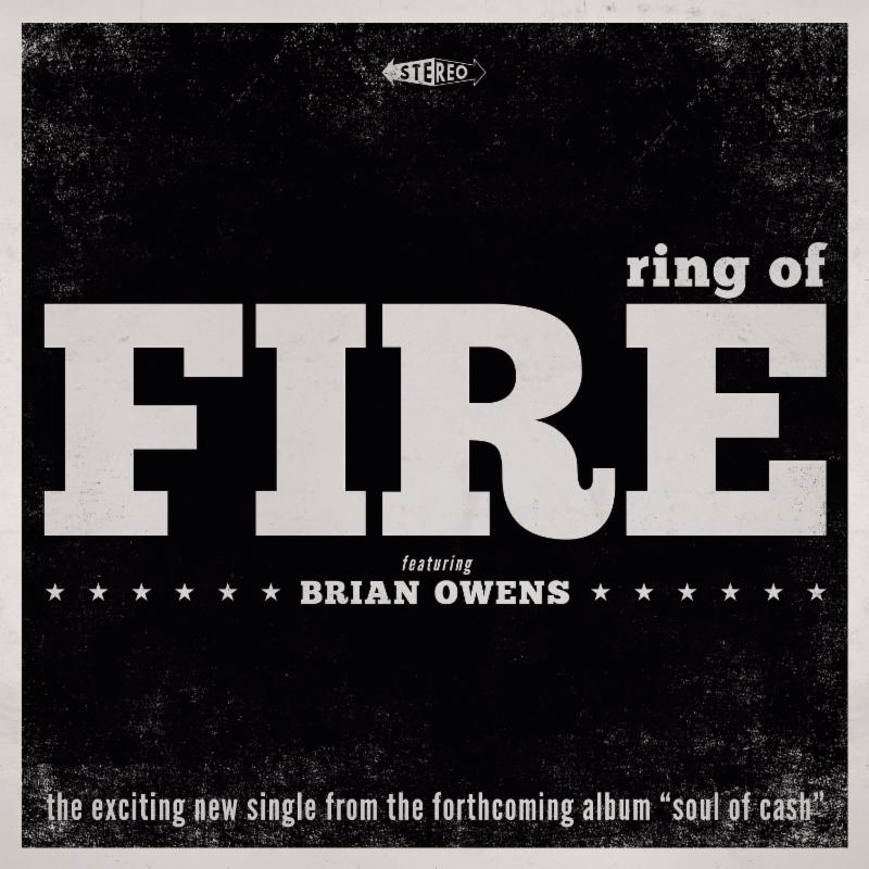 Brian Owens New Single Ring Of Fire