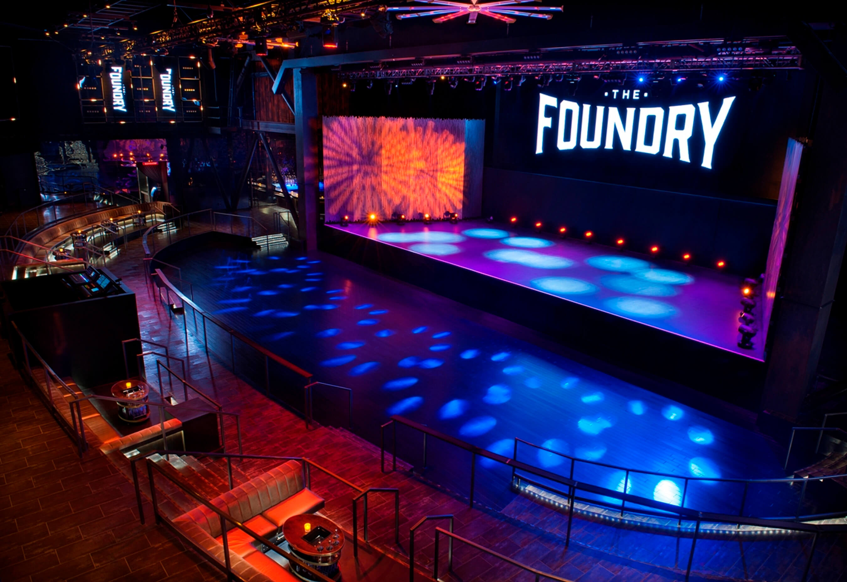 The Foundry Las Vegas 2017 Concert Lineup