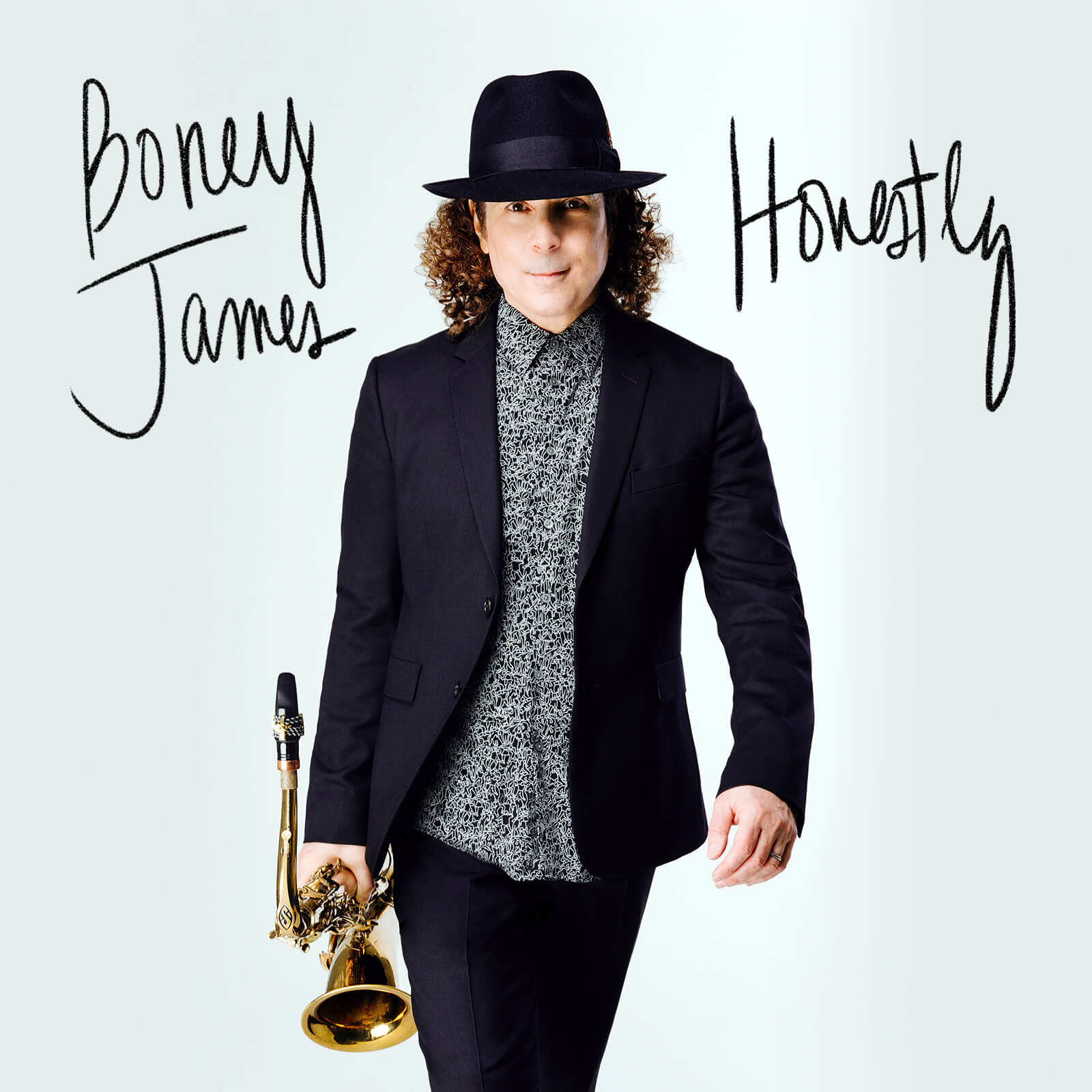 Boney James Honestly