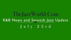 The Jazz World Show 7:23