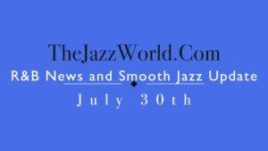 The Jazz World Show 7:30