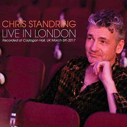 Chris Standring Live In London Releases September 15th