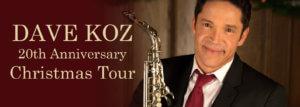 Dave Koz 20th Anniversary Christmas Tour