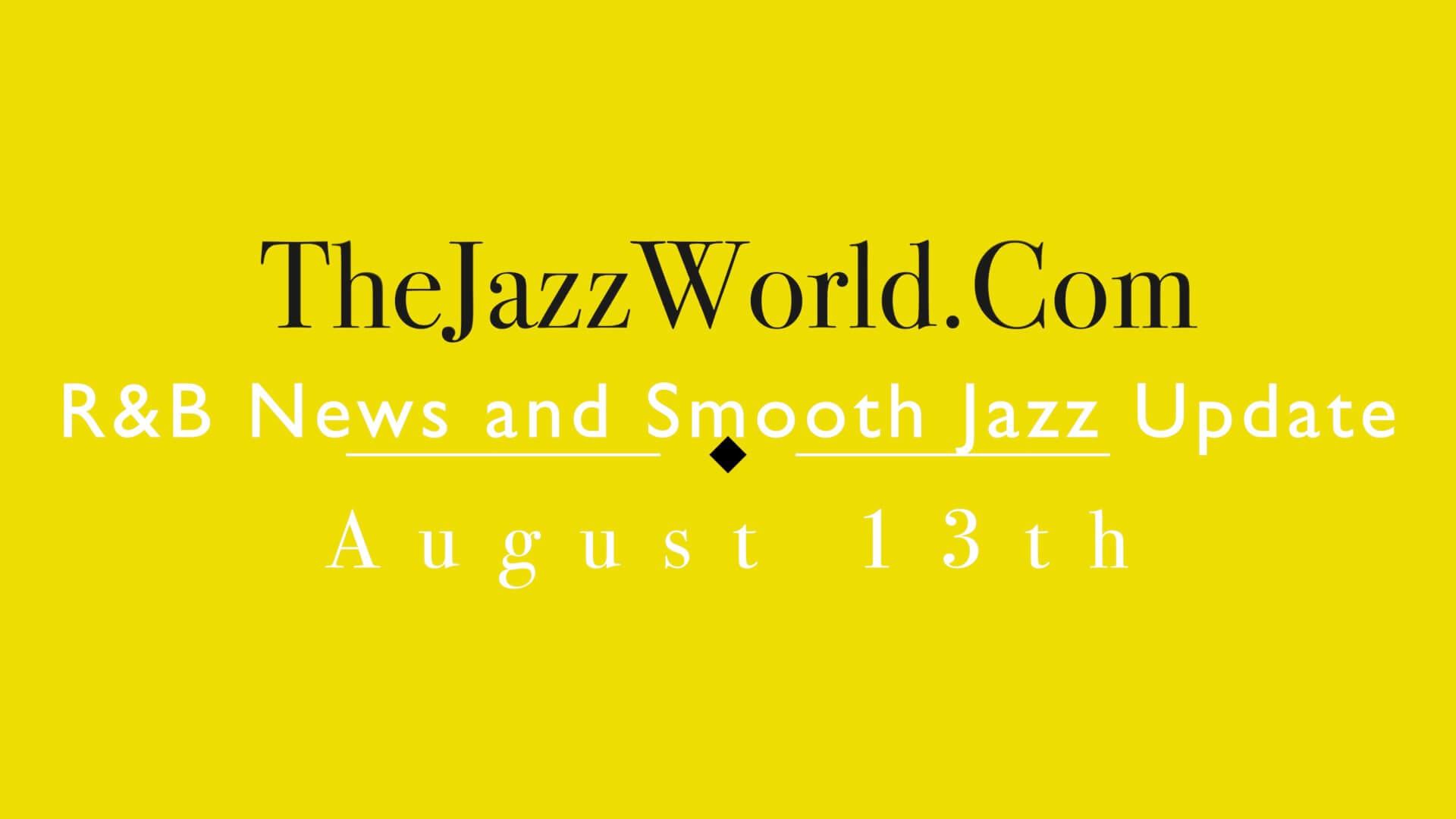 The Jazz World Show 8:13