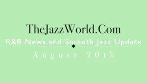 The Jazz World Show 8:20