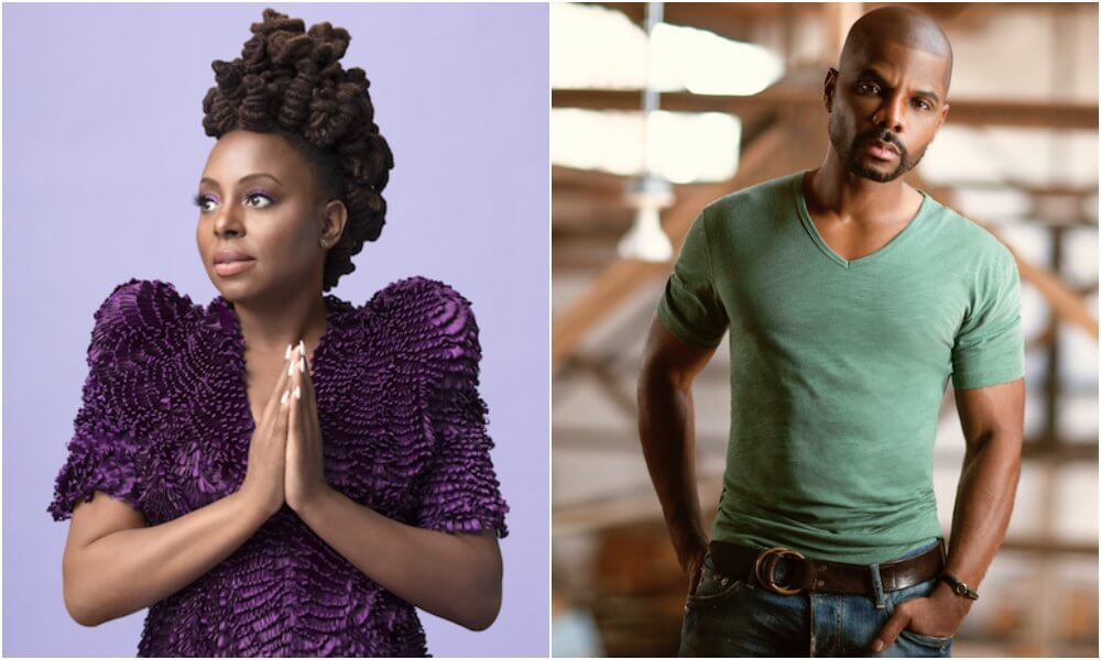 Ledisi and Kirk Franklin - The Rebel, The Soul & The Saint Tour 2017