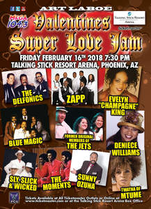 Valentines Super Love Jam - Phoenix, AZ