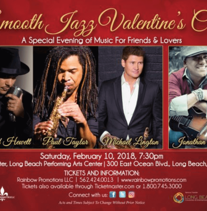 A Smooth Jazz Valentine's Concert