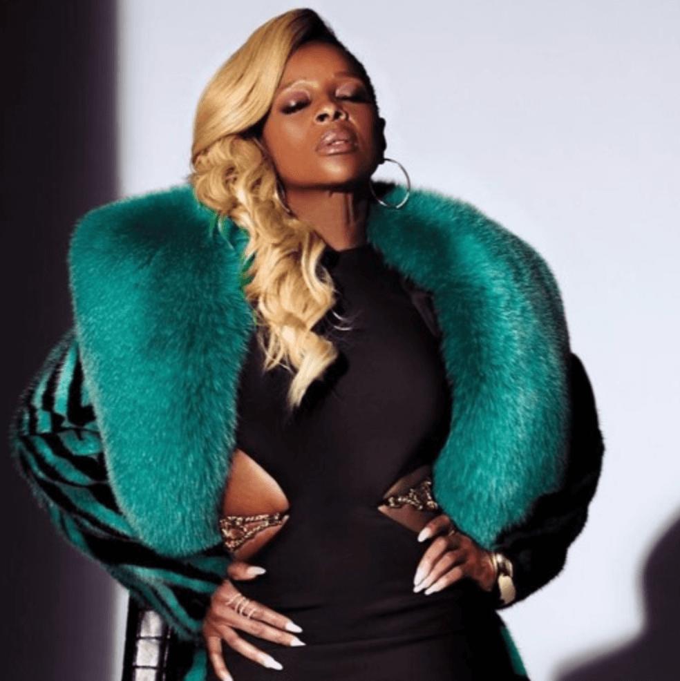 Listen To Mary J Blige Bounce Back 2.0