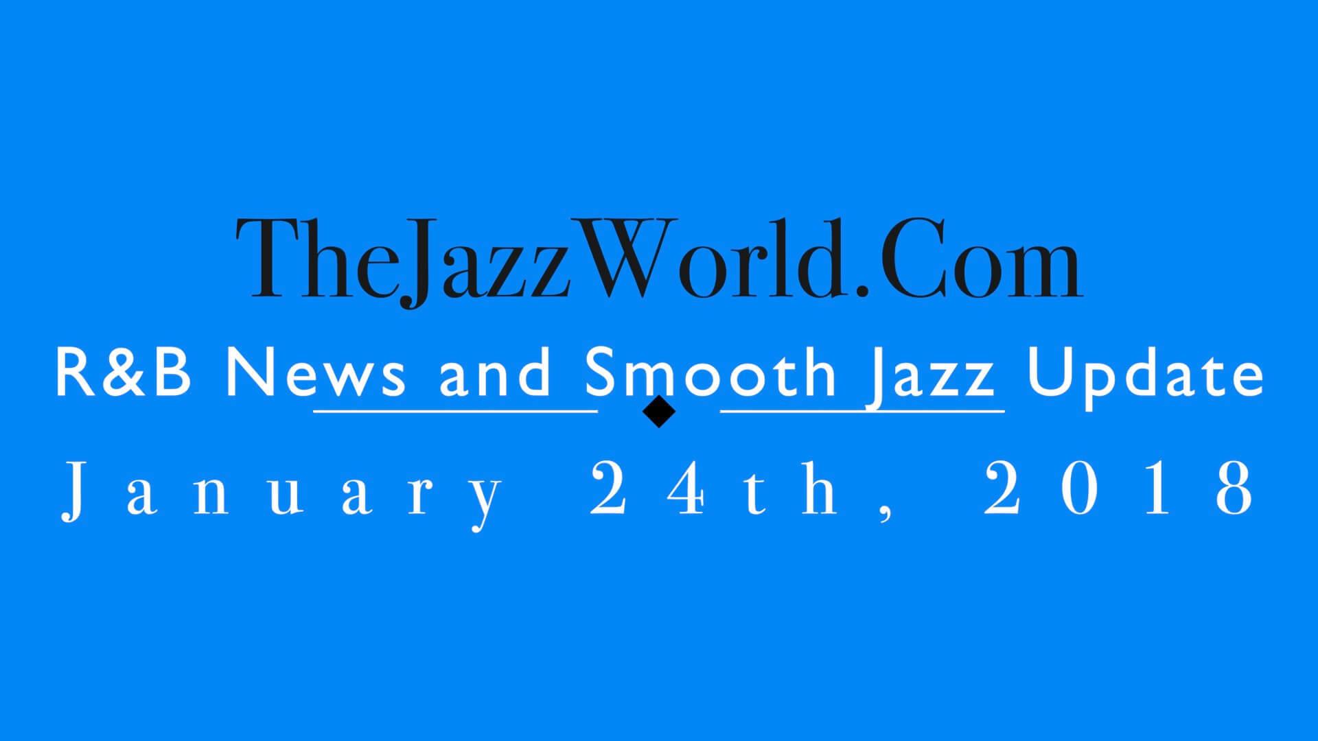 The Jazz World Show 1:24:18