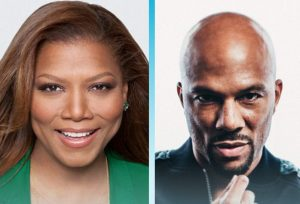 Queen Latifah Common Hollywood Bowl