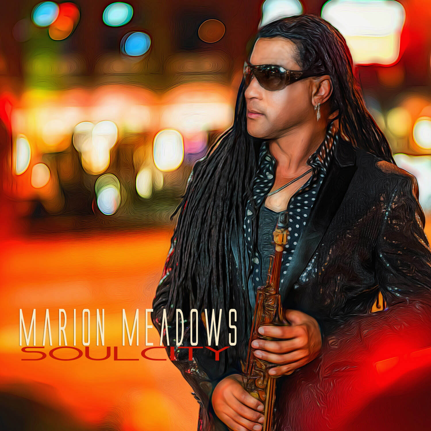"Review - Marion Meadows Album ""Soul City"""