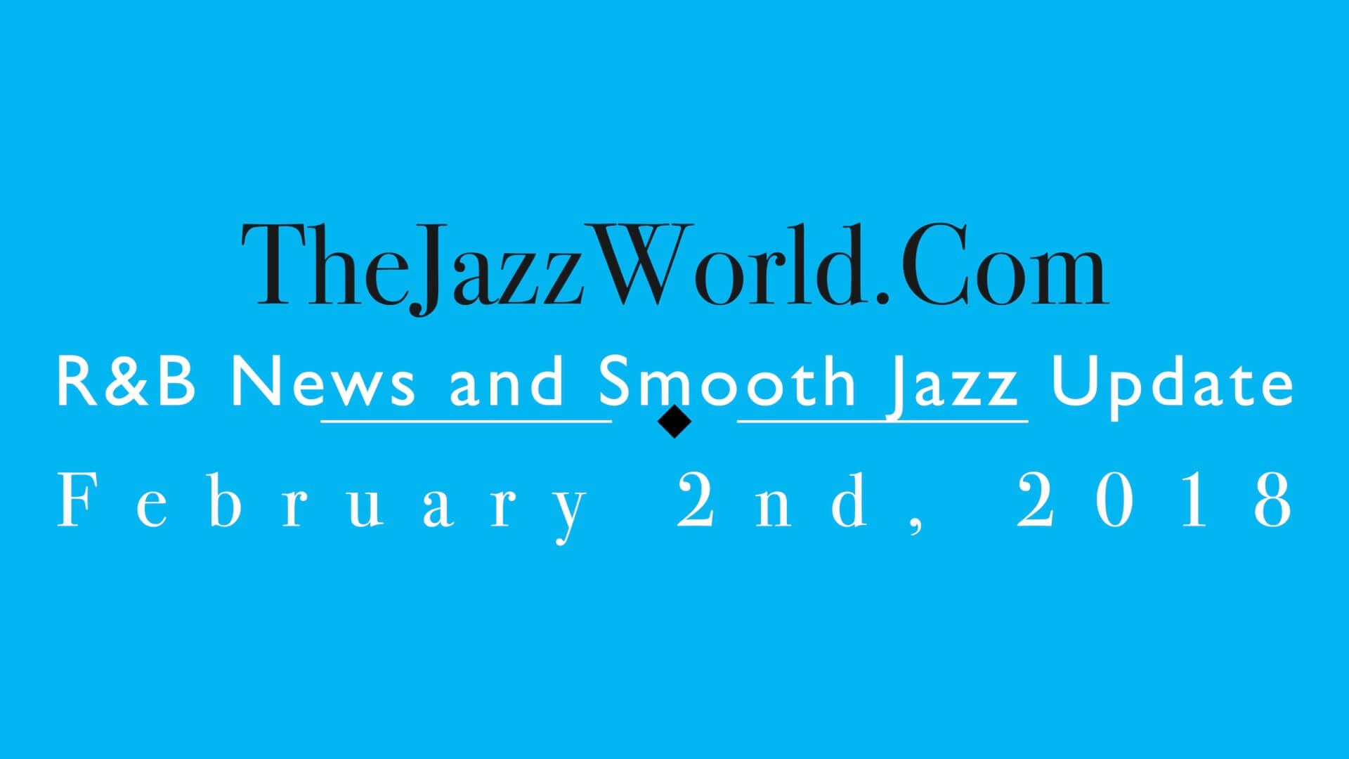 The Jazz World Show 2:2:18