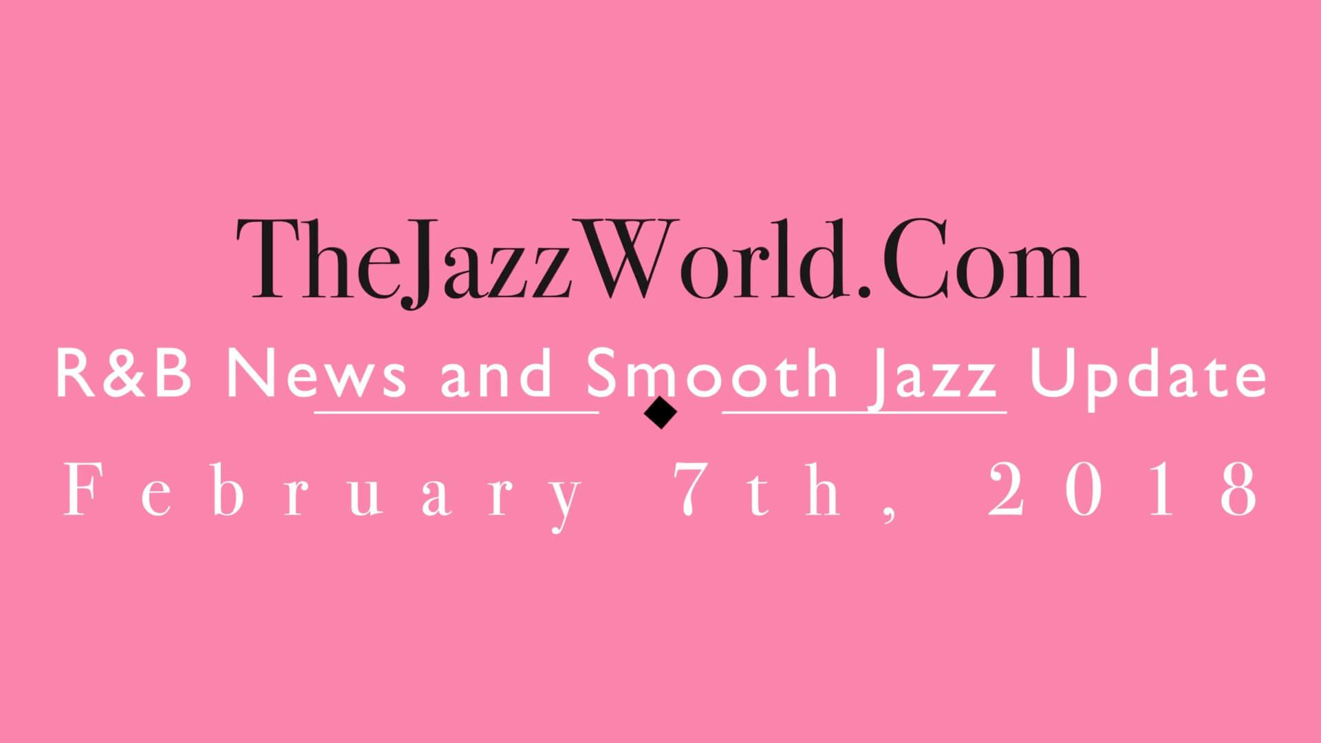 The Jazz World Show 2:7:18