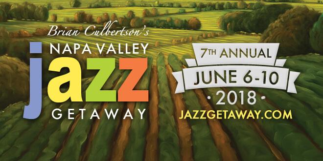 Brian Culbertson's Napa Valley Jazz Getaway 2018