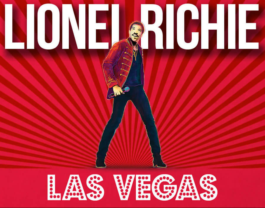 Lionel Richie All The Hits Live In Las Vegas 2018