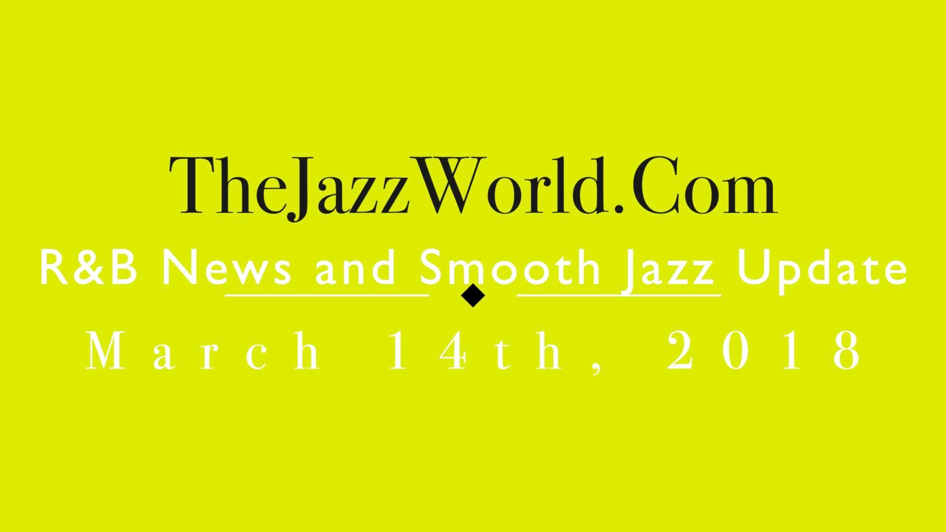 The Jazz World Show 3:14:18
