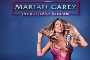 "Mariah Carey ""The Butterfly Returns"" To Las Vegas 2018"