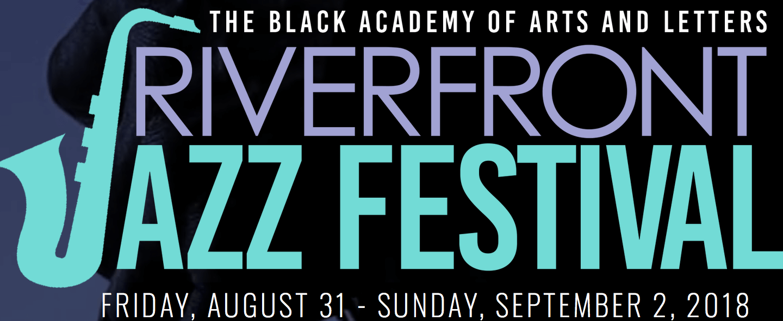 Riverfront Jazz Festival 2018