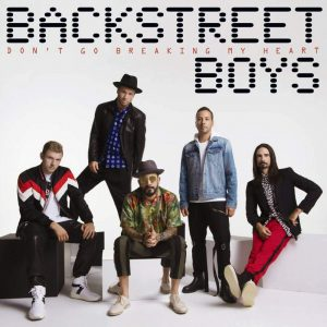 "Watch Music Video for ""Don't Go Breaking My Heart"" by The Backstreet Boys"