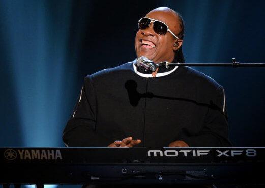 Stevie Wonder Live in Las Vegas