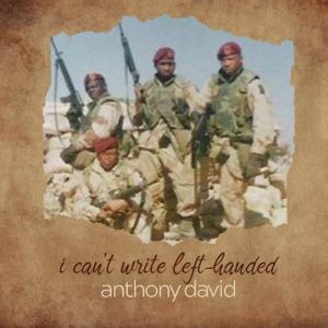 "Listen To ""I Can't Write Left-Handed"" by Anthony David"
