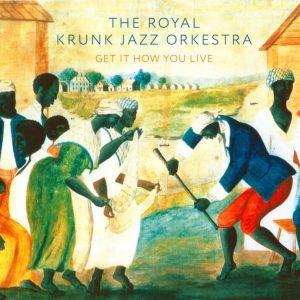 "Listen To The Royal Krunk Jazz Orkestra ""Hopeless"""