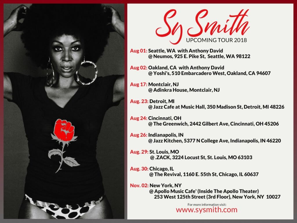 """Sy Smith """"Now And Later"""""""