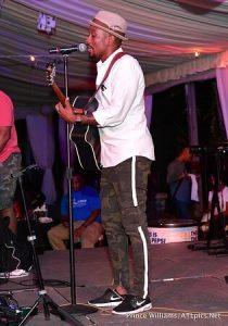 Anthony David Performs