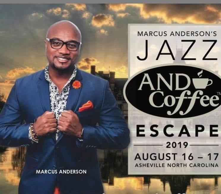 Marcus Anderson's Jazz & Coffee Escape 2019