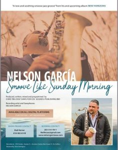 "Listen to Nelson Garcia ""Smoove like Sunday Morning"""