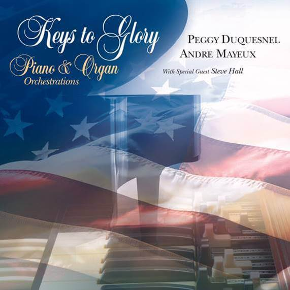 """Peggy Duquesnel and Andre Mayeux will drop """"Keys to Glory"""" on November 9"""