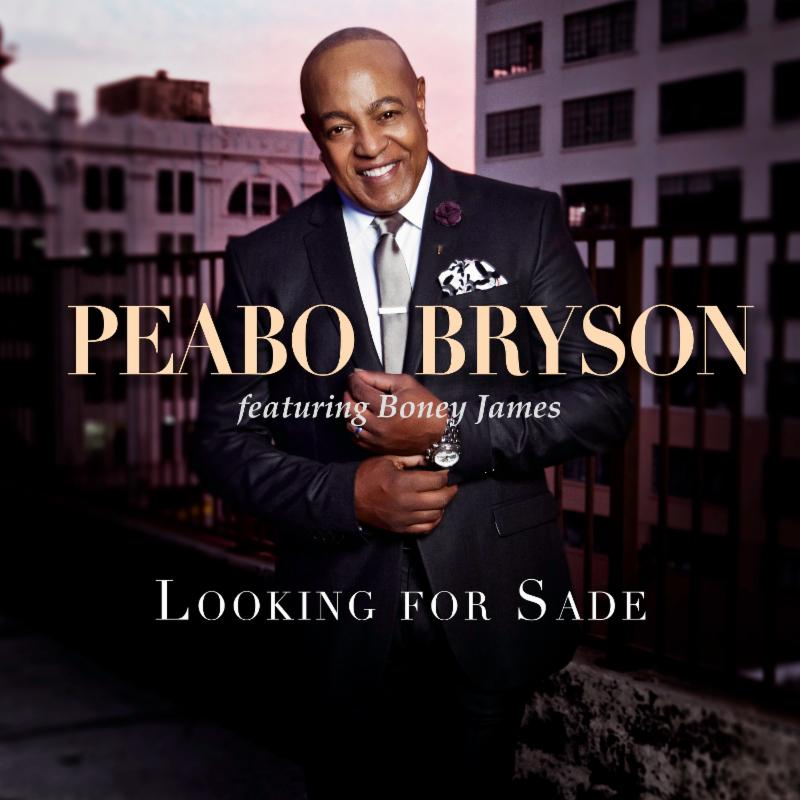 """Listen to """"Looking For Sade"""" by Peabo Bryson"""
