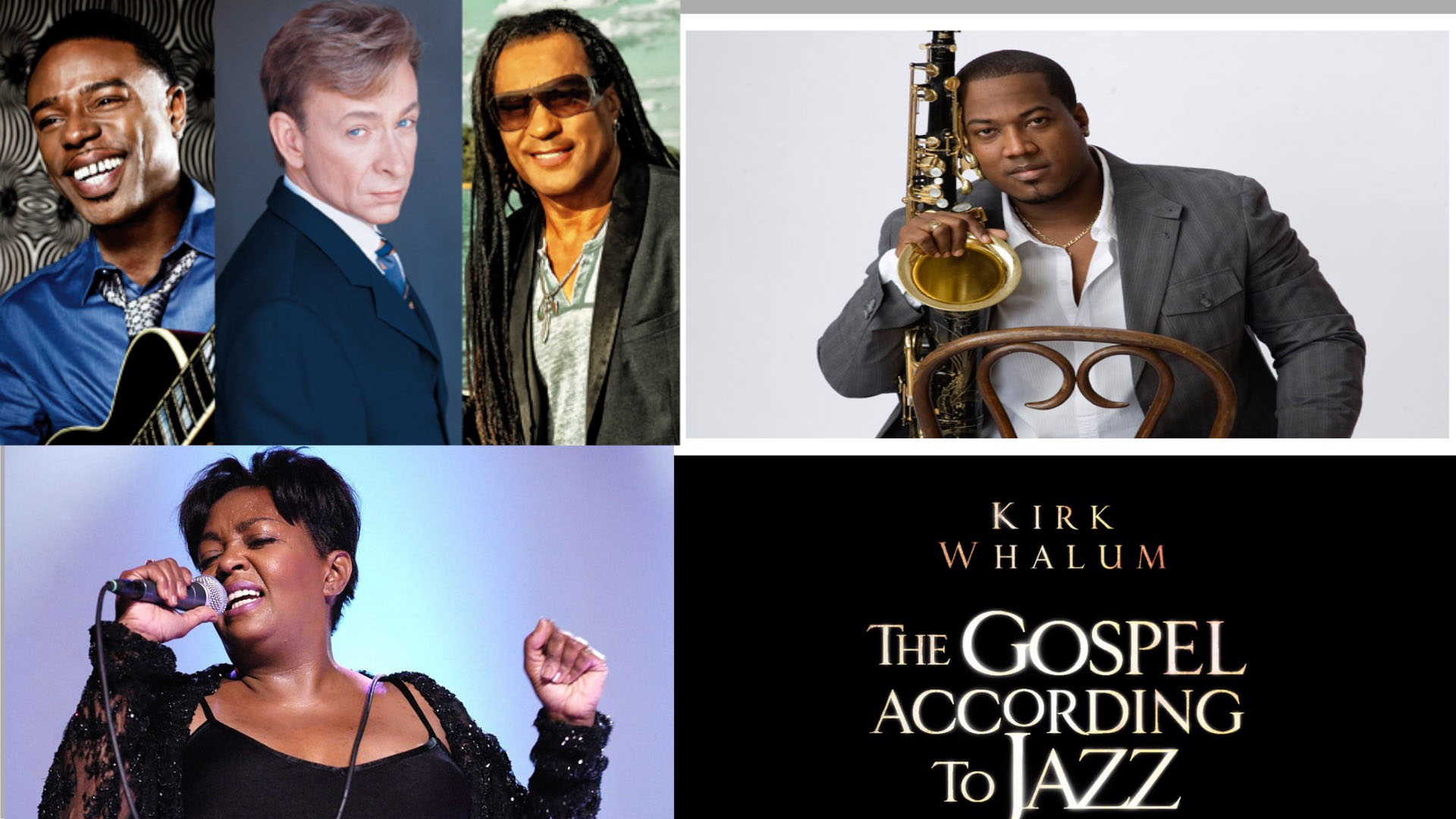 Latest R&B News and Smooth Jazz Update October 18th