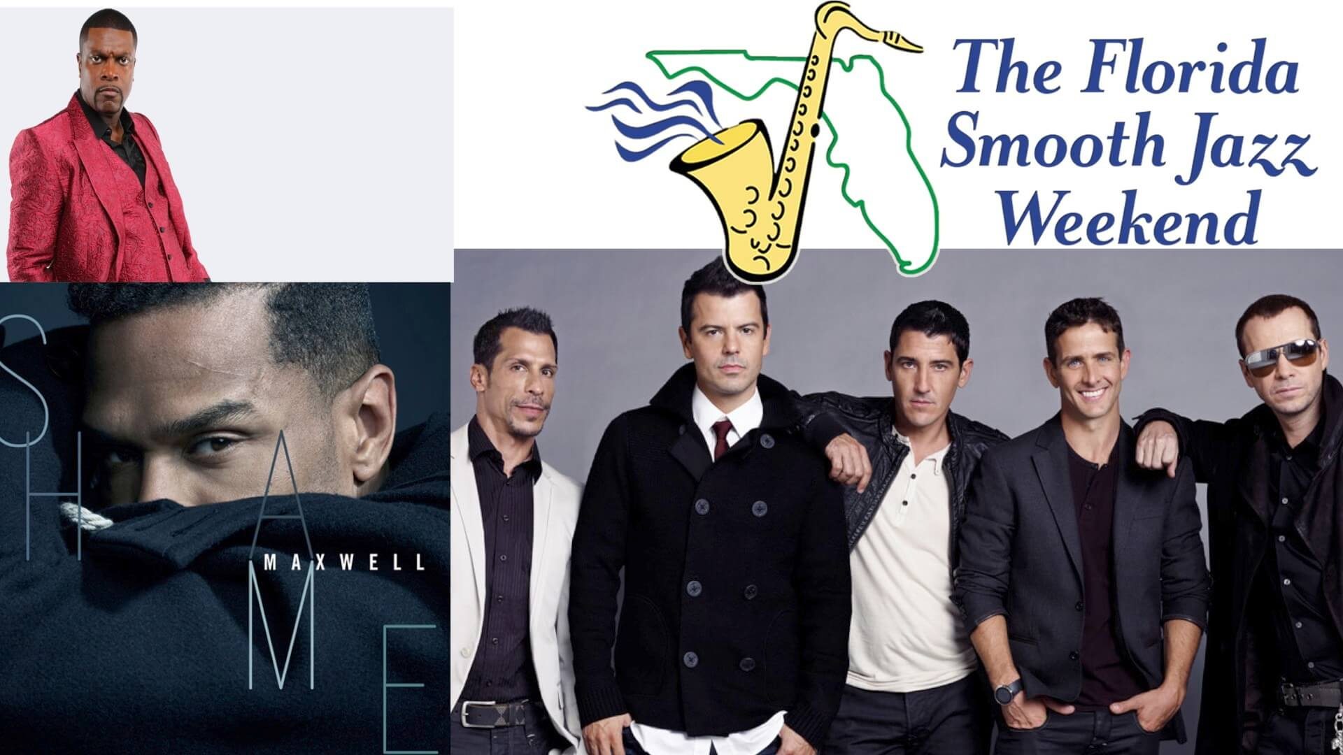 Latest R&B News and Smooth Jazz Update October 8th