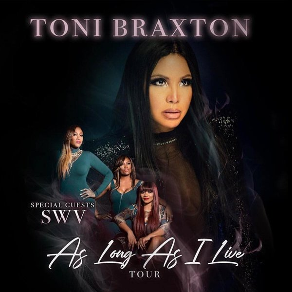 Toni Braxton Tour Dates 2019