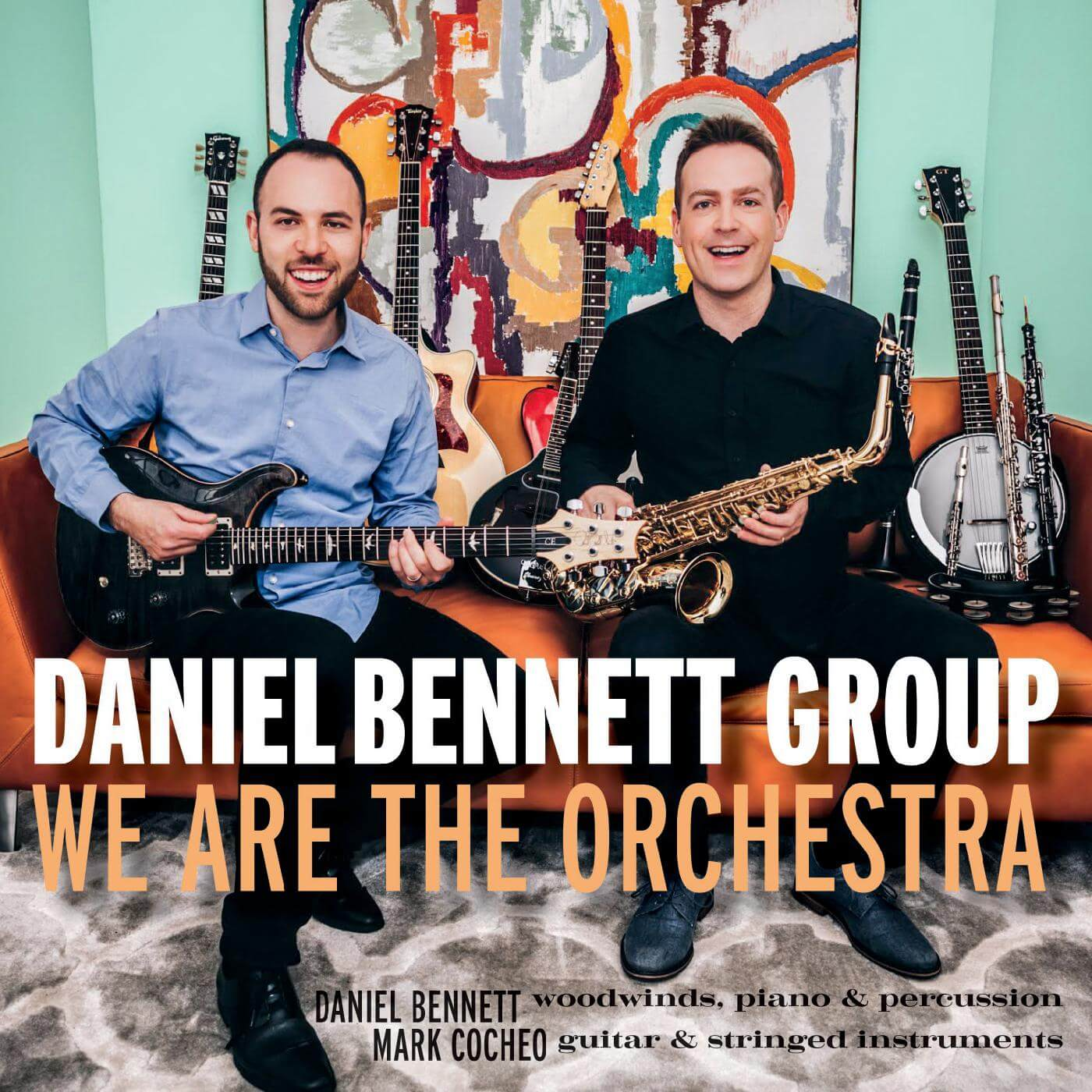 Daniel Bennett Group Release We Are The Orchestra