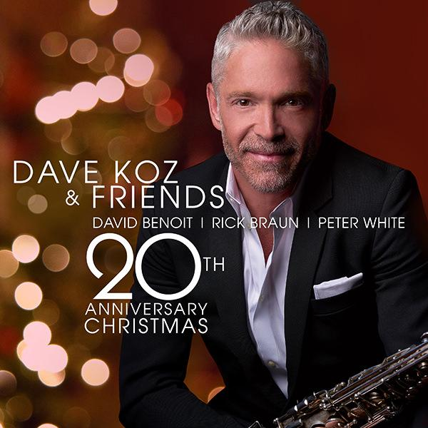 """Listen To """"Have Yourself A Merry Little Christmas"""" by Dave Koz"""
