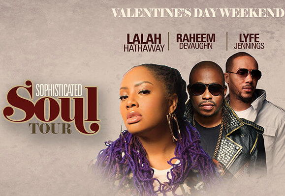 The Sophisticated Soul Tour 2019