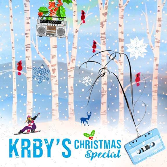 The 12 Days of KRBY Christmas