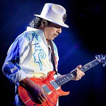 Carlos Santana at HOB Las Vegas 2019
